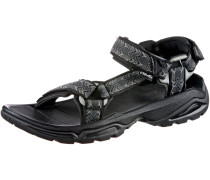 Terra 4 Fi Outdoorsandalen Herren, cross terra black
