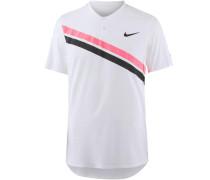 Roger Federer Tennis Polo Herren, white-white