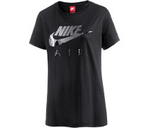 NSW TEE AIR T-Shirt Damen, BLACK