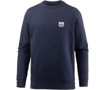 Crew Sweatshirt Herren, BLUE