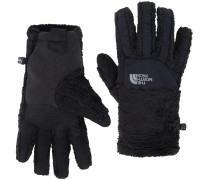 W DENALI Fleece Handschuhe Damen, TNF BLACK