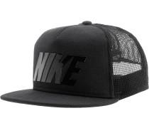 Y NK TRUE MESH TRUCKER Cap, schwarz