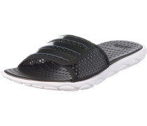 Borama Sc Slide Sandalen Damen, schwarz