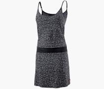Bounty Trägerkleid Damen, schwarz