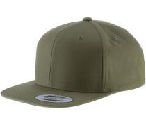 Classic Snapback Cap, grün