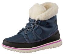 Cozy Carnival Winterschuhe Damen, blau