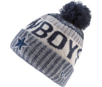 DALLAS COWBOYS Beanie, official team colour