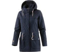 Thira Parka Damen, dark blue