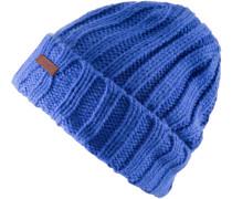 Koros Beanie, blau