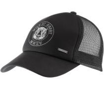 Truckin Cap Damen, schwarz