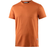 T-Shirt Herren, orange