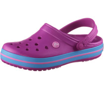 Crocband Sandalen Damen, mehrfarbig