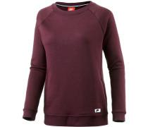 Sweatshirt Damen, rot