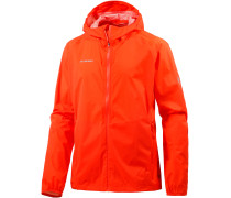 Rainspeed Regenjacke Herren, orange