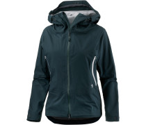Superforma Hardshelljacke Damen, blue spruce