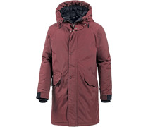 Harry Parka Herren, old rust