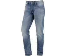 Robin Slim Fit Jeans Herren, blau