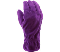 Hido Fingerhandschuhe Damen, Lila
