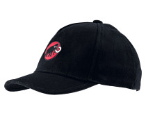 Baseball Cap, schwarz