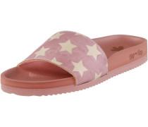 Pool Star Sandalen Damen, rosa
