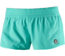 Simply Boardshorts Damen, blau
