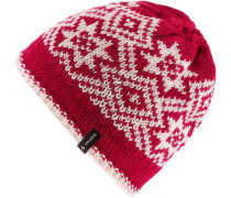 Valdres Beanie, indian red