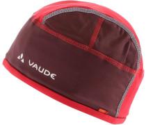 Livigno Cap II Helmmütze, rot/weinrot