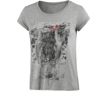 T-Shirt Damen, grau