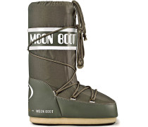 Moon Boot Nylon Winterschuhe, grau