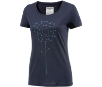 T-Shirt Damen, blau