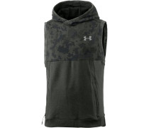Hoodie Herren, DOWNTOWN GREEN/REFLECTIVE