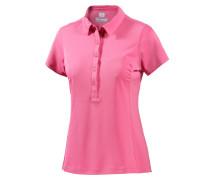 Omni Freeze Zero Rules Poloshirt Damen, rosa