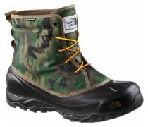 Tsumoru Boot Winterschuhe Herren, black forest woodland camo-tnf black