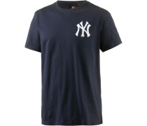 New York Yankees Longshirt Herren, blau