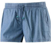 Softskin Shorts Damen, blau