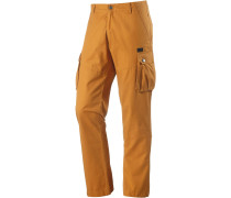 Kampala Cargohose Herren, orange