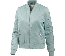 Bomberjacke Damen, smoke green