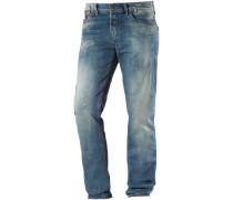 Servando Slim Fit Jeans Herren, blau