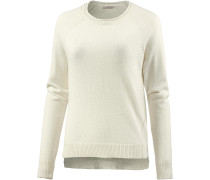 Strickpullover Damen, warm white