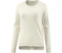 Strickpullover Damen, warm white