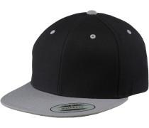 Classic Snapback 2-Tone Cap, mehrfarbig