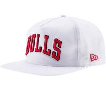 Chicago Bulls Cap, weiß