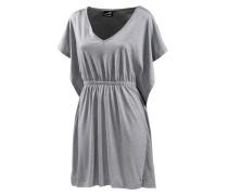 Kleid Jerseykleid Damen, Grau