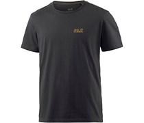 Jack Wolfskin Paw T-Shirt Herren, grau