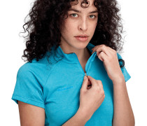Aegility Half Zip T-Shirt Women T-Shirt