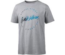 Classic T-Shirt Herren, grau
