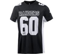 Oakland Raiders Fanshirt Herren, mehrfarbig