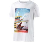 Boardstack T-Shirt Herren, weiß