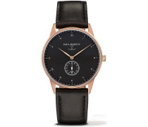 Signature Line Uhr Roségold Mark I Black Sea PH-M1-R-B-2