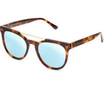 Sonnenbrille Nice Gloss Tortoise Blue Mirrored KS09-TG-BM